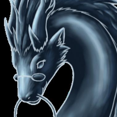 Glass Dragons Art