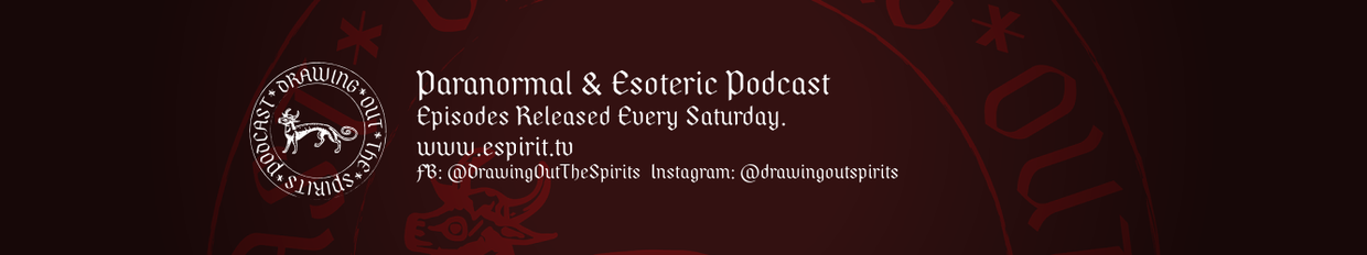 Drawing Out The Spirits Podcast profile