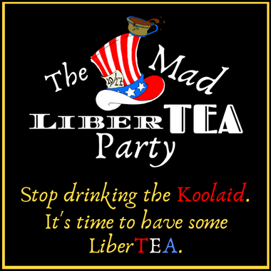 The Mad LiberTEA Party