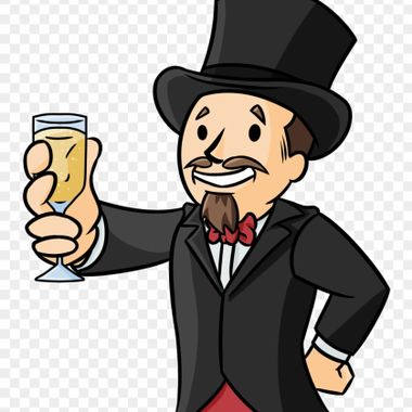 Top Hats and Champagne