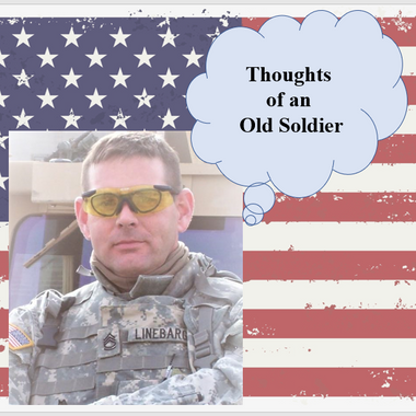 Thoughts of An Old Soldier
