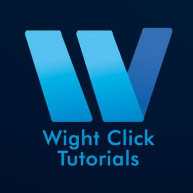 Wight Click Tutorials
