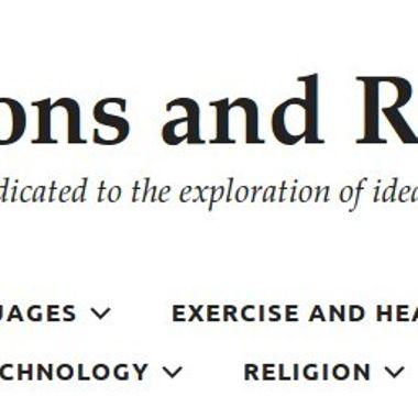 Ruminations and Ramblings