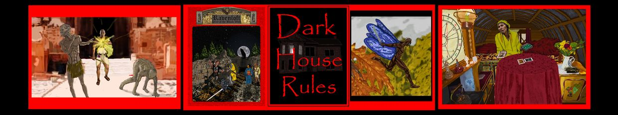 Dark House Rules profile