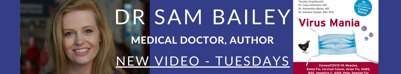 Dr Sam Bailey profile