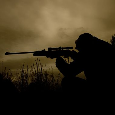 Blue Sniper