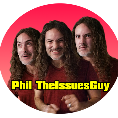 Phil TheIssuesGuy