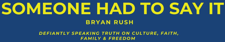 Bryan Rush is OUTSPOKEN profile