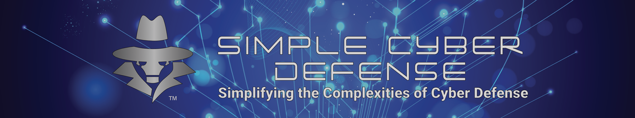 Simple Cyber Defense profile