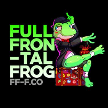 Full Frontal Frog
