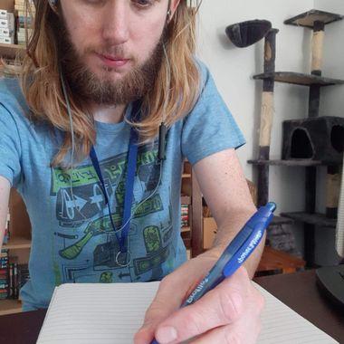 BPalmerwriting