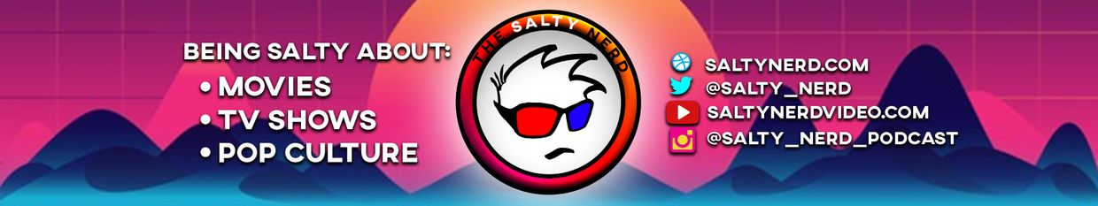 The Salty Nerd Podcast profile
