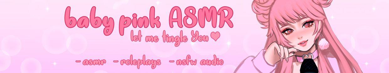BabyPink ASMR profile