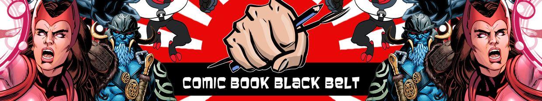 ComicBookBlackBelt profile