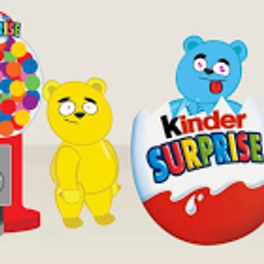 Gummy Bear Family
