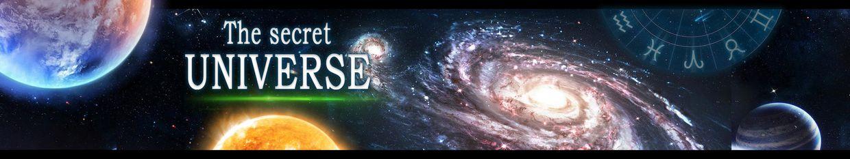 The Secret Universe YouTube Channel  profile