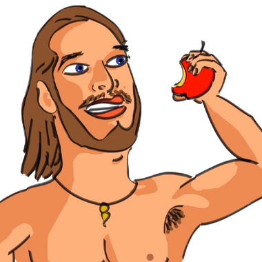Adam and his Apple