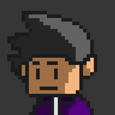 Pixel-Perry