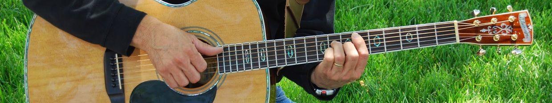 Hal Stead - Quail Studios Guitar profile