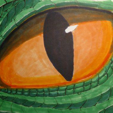 The Shaman Illustrations