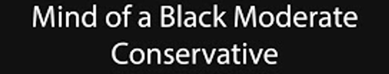 Mind of a Black Moderate Conservative profile