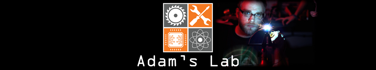 Adam's Lab profile