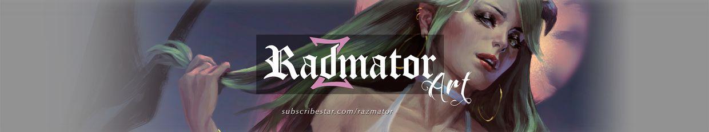 Radmator profile