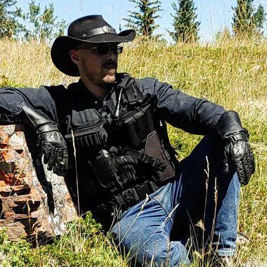 The Atomic Cowboy