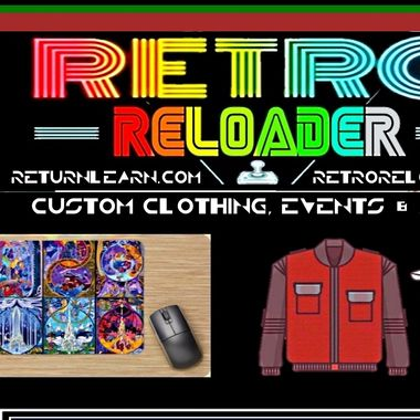 Retroreloader - Returnlearn - Heartsmindsmedia
