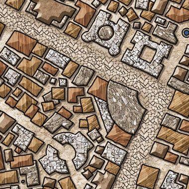 Palaethos: City Shard of the Shattered Worlds