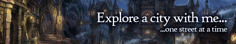 Palaethos: City Shard of the Shattered Worlds profile