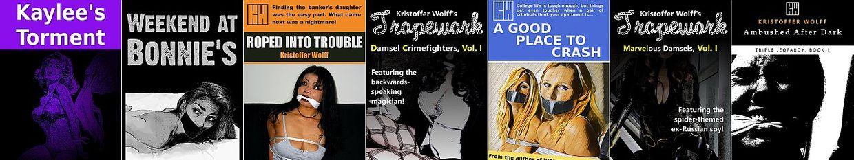 Kristoffer Wolff, Author of DiD/Bondage Stories profile