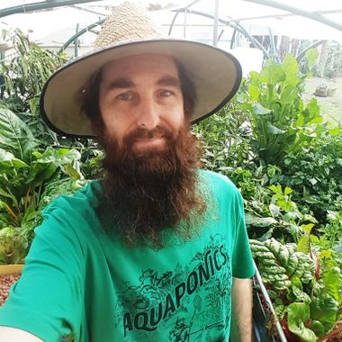 Rob's Aquaponics & Backyard Farm