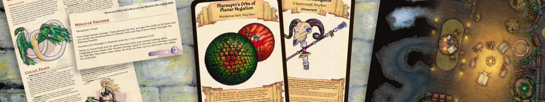 Dungeon Weaver profile