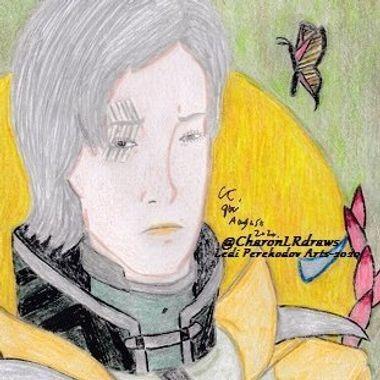 Charon Lloyd-Roberts (Ledi Perehodov Arts)