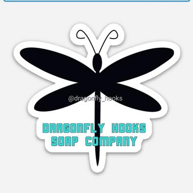 Dragonfly Hooks Soap
