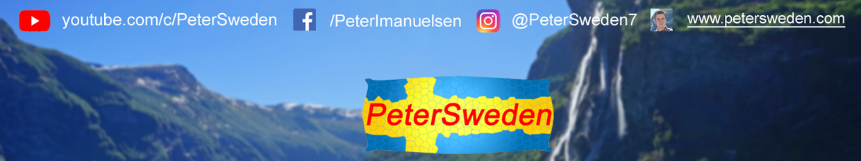 PeterSweden profile