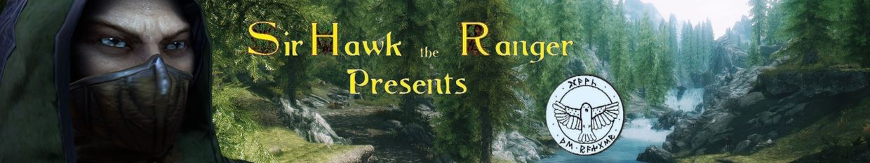 Sir Hawk the Ranger presents profile