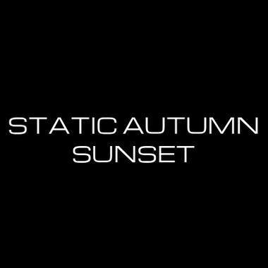 Static Autumn Sunset