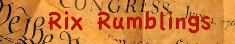 Rix Rumblings profile