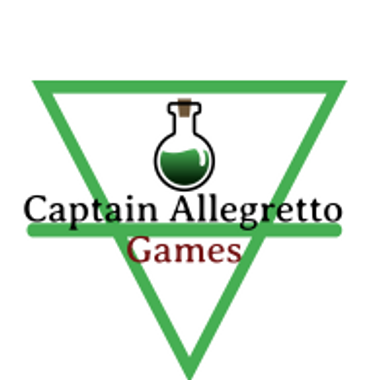 Captain Allegretto Games