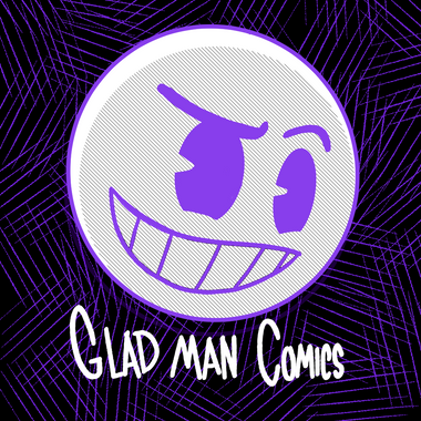 Glad Man Comics