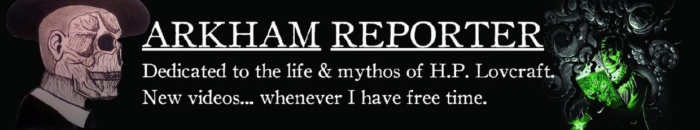 Arkham Reporter profile