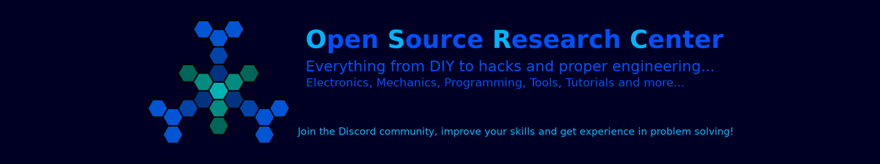Open Source Research Center profile