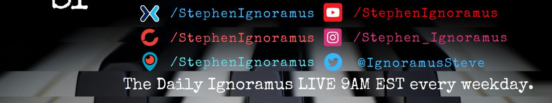 Stephen Ignoramus profile