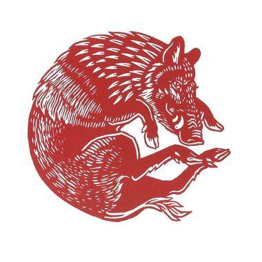 Serious Boar