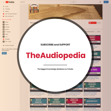 TheAudiopedia
