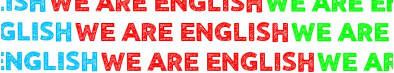 WE ARE ENGLISH profile