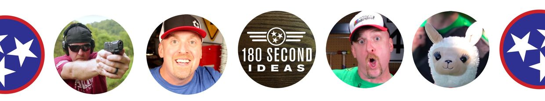 180 Second Ideas profile
