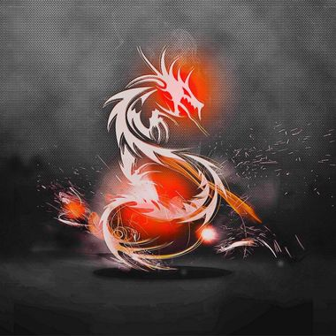 Dragon ByCampfire